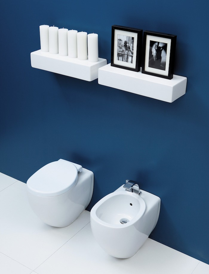 Beautiful modele toilette pictures awesome interior home for Table exterieur oxford