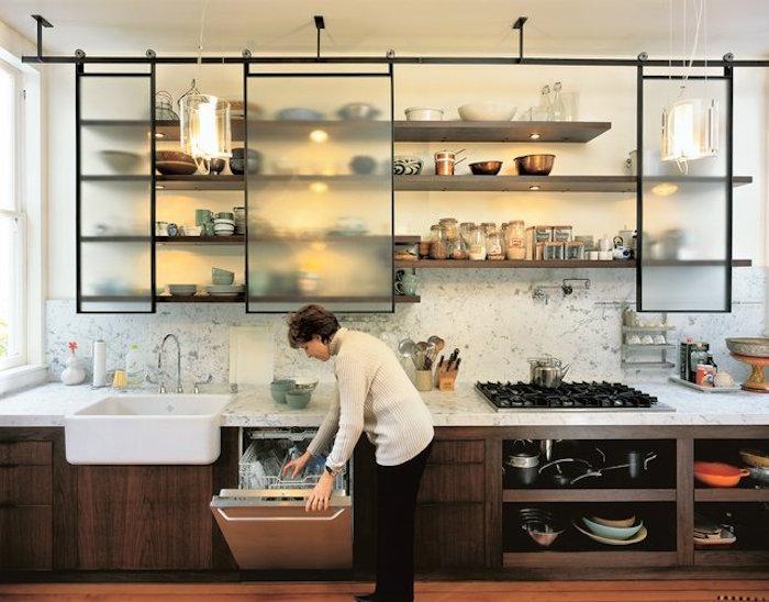 Idee Etagere Cuisine Étagère cuisine design | les 39 meilleures idées sélectionnées