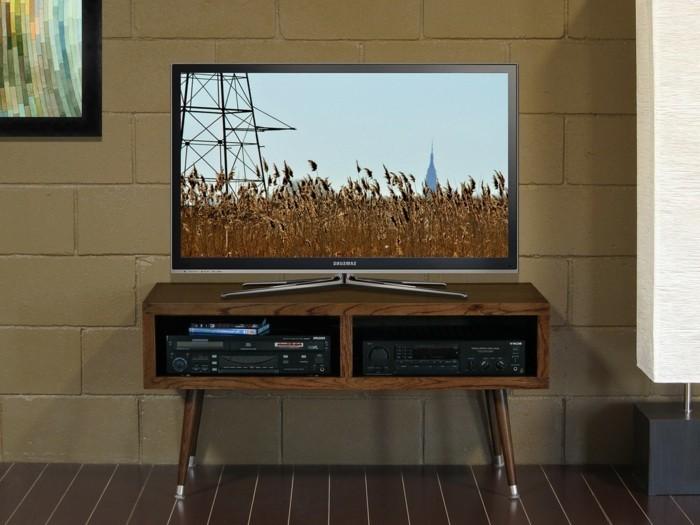 Fabriquer un meuble tv instructions et mod les diy - Construction de meuble en palette ...