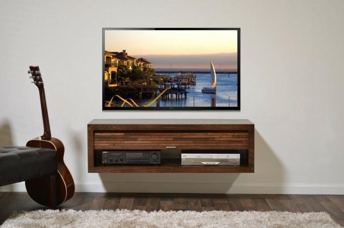 Fabriquer Un Meuble Tv Avec Une Palette  ArtzeinCom