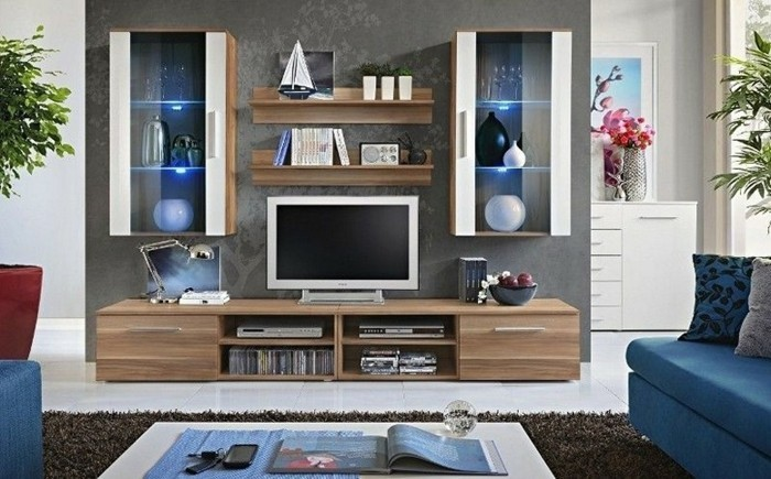 fabriquer un meuble tv instructions et mod les diy. Black Bedroom Furniture Sets. Home Design Ideas