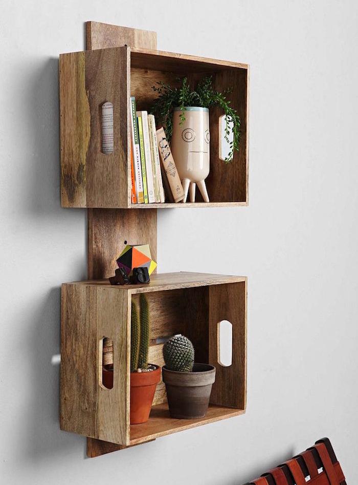 fabriquer-une-caisse-en-bois-meuble-etagere-vieille-caissette-pomme-boite-vin-ancienne