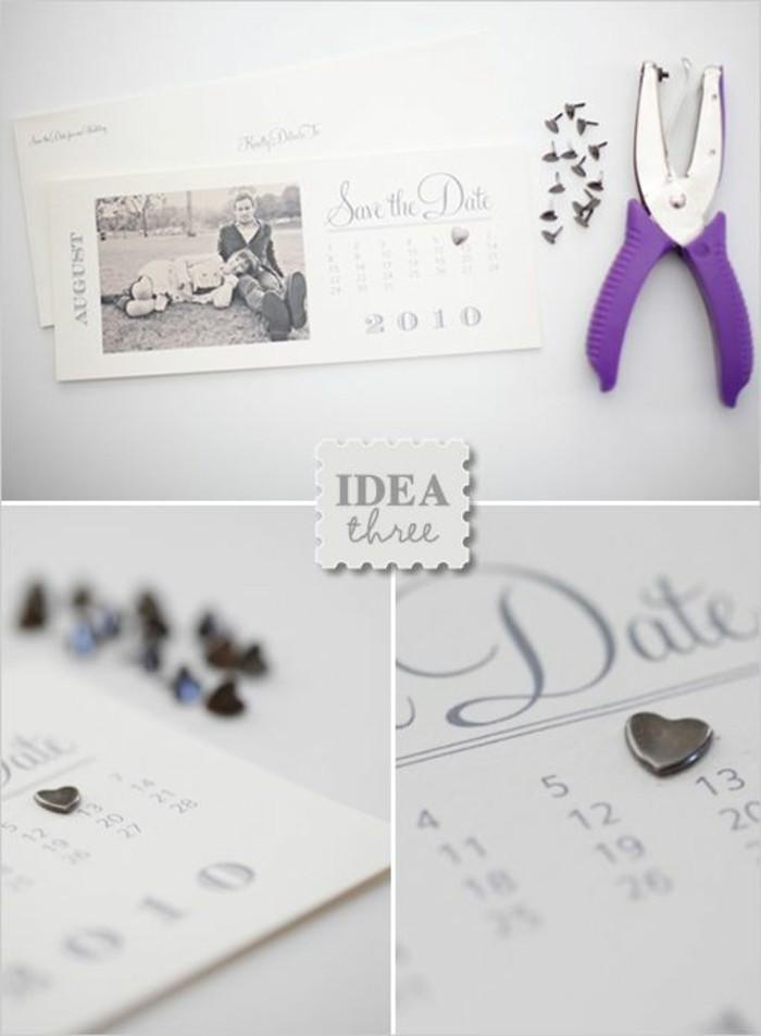 Connu DIY faire-part de mariage original pour moins de 20 euros! BF82