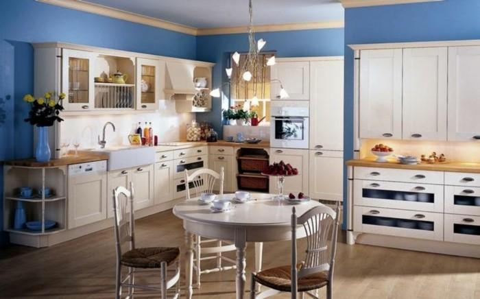 formidable-suggestion-exemple-peinture-cuisine-bleue-peinture-meuble-cuisine-blanc-casse-accents-colores-tres-sympas