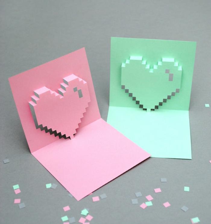 geometrique-carte-jolie-carte-st-valentin-gratuite-superbe