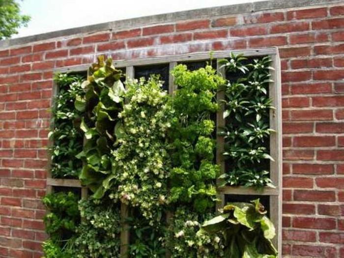 Amazing Habiller Un Mur Exterieur En Bois Dcoration Murale Extrieure Ides  Et Conseils En With Habiller Un Mur Exterieur En Beton