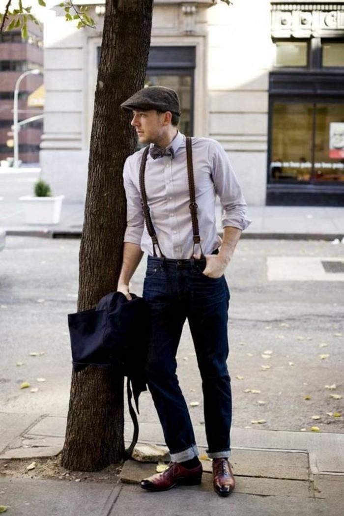idée-comment-porter-pantalon-bretelle-homme-arbre