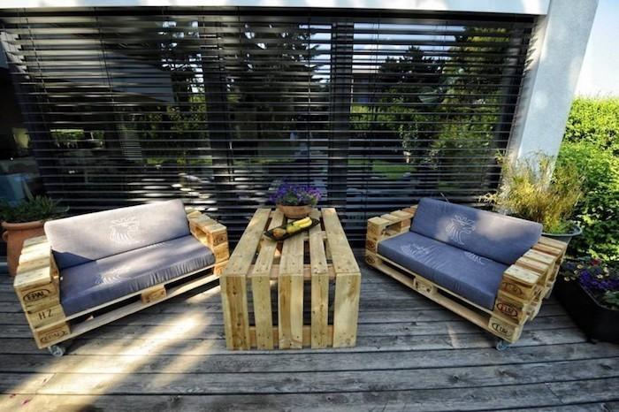 Meuble Fabriquer 52 Pour De Jardin En Palette Votre Idées EWIYb9e2DH