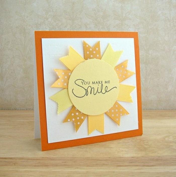 idee-decoupage-cartes-de-voeux-originales-avec-decoupage-de-soleil-jaune-orange-et-balnc