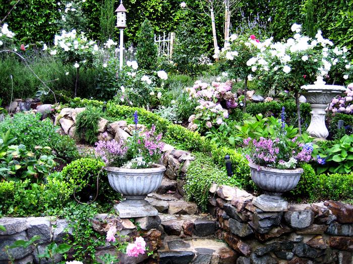 Jardin et gazon anglais optez pour le style so british for Jardin a l anglaise