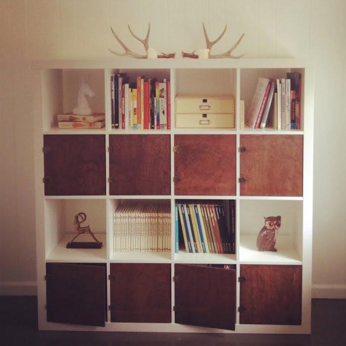 Meuble Tv Kallax : Le Lit, Autre Utilisation Alternative De L Etagere Kallax Ikea