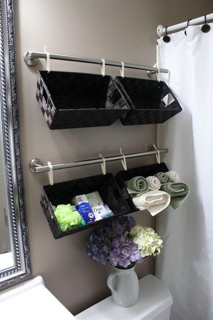 1001 id es tag re wc 40 mod les pour trouver le meuble id al for Idee decoration toilettes