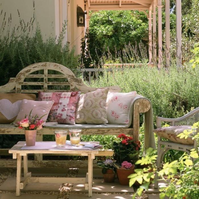 Beautiful Salon De Jardin Bois Francais Ideas - Doztopo.us - doztopo.us