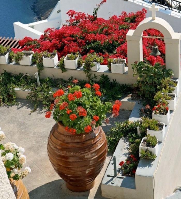 jardin-mediterraneen-grec-grece-style-idee-deco-design-terrasse-fleurs