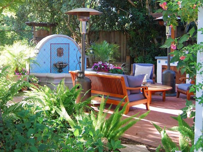 Jardin méditerranéen : 90 idées pleines de soleil - Archzine.fr