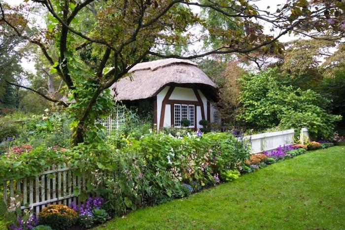 Jardin et gazon anglais optez pour le style so british for Jardin anglais en angleterre