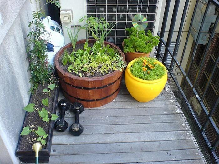 jardiniere-balcon-en-bois-reycler-tonneau-idees-decoration-terrasse ...