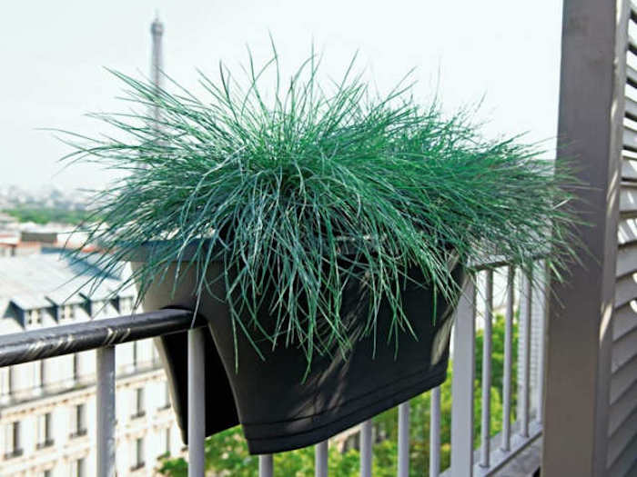 Jardini re balcon 50 photos pour choisir la jardini re for Porte plante exterieur