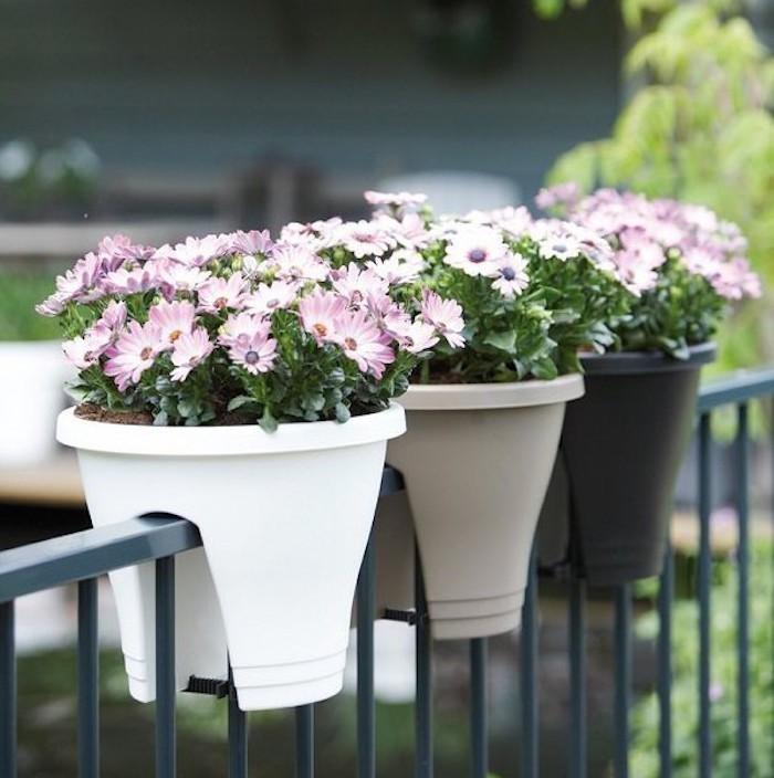 Jardini re balcon 50 photos pour choisir la jardini re for Jardiniere cavalier