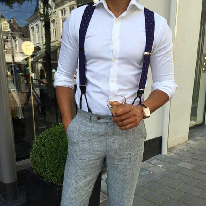 jean-avec-bretelle-jean-bretelle-mode-2016-idées-gris-pantalon