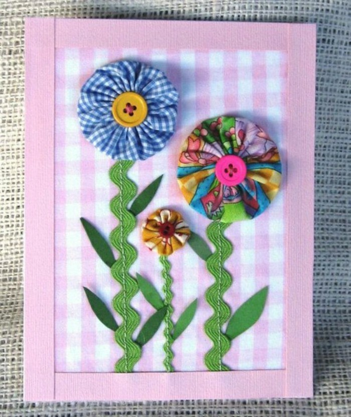 jolies-cartes-voeux-gratuites-avec-des-fleurs-en-textile-decoration