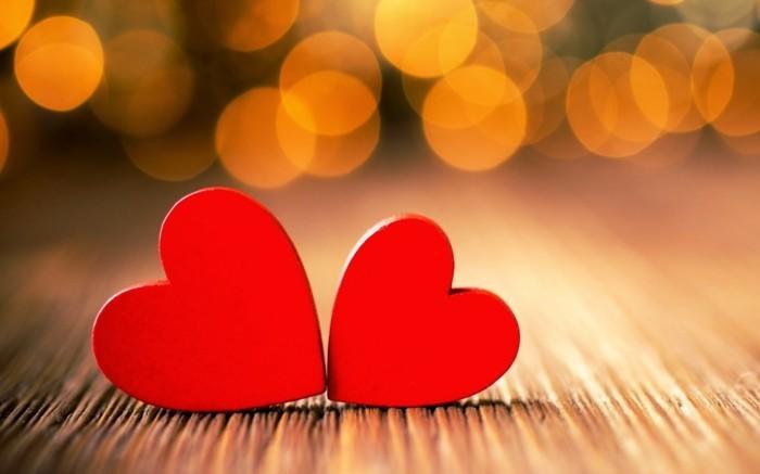 Jolie image de joyeuse Saint Valentin qui dit « je t'aime »