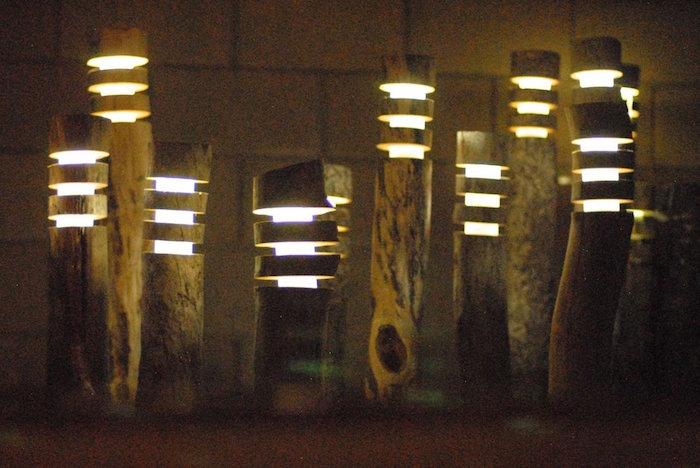 Jardin exterieur eclairage idees lumiere 20 nice for Lumiere exterieur design