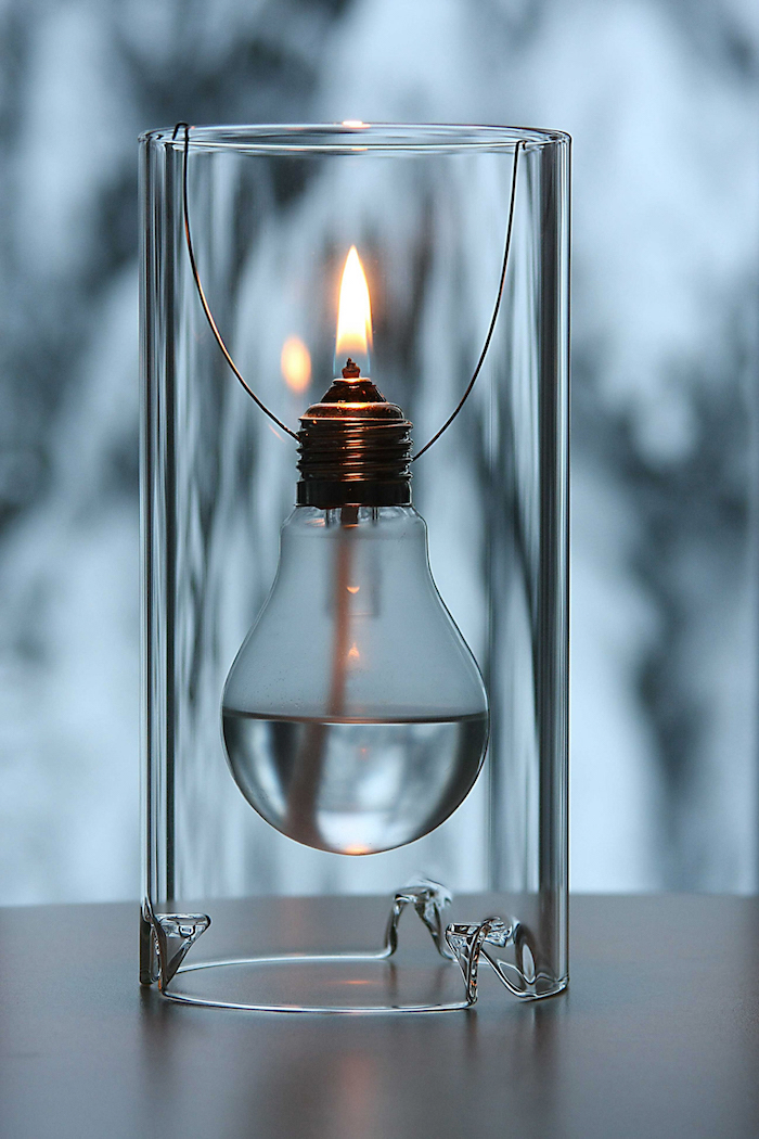 Lampe a huile design lampe opossum petrole moderne petrol lamp