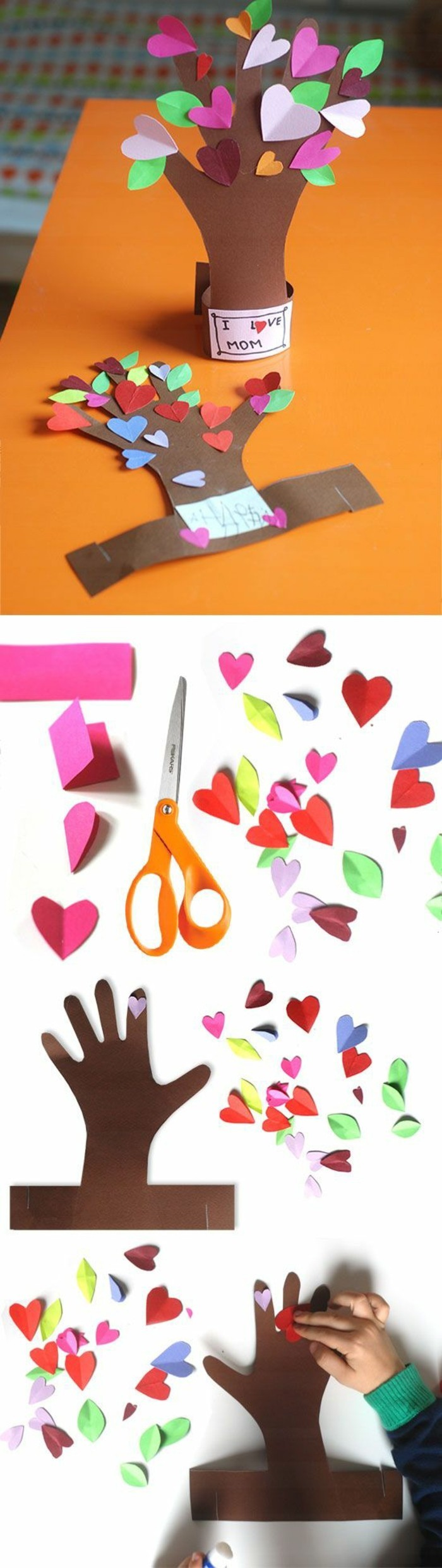 55 magnifiques id es de bricolage saint valentin pour petits et grands - Activite manuelle a faire a la maison pour adulte ...