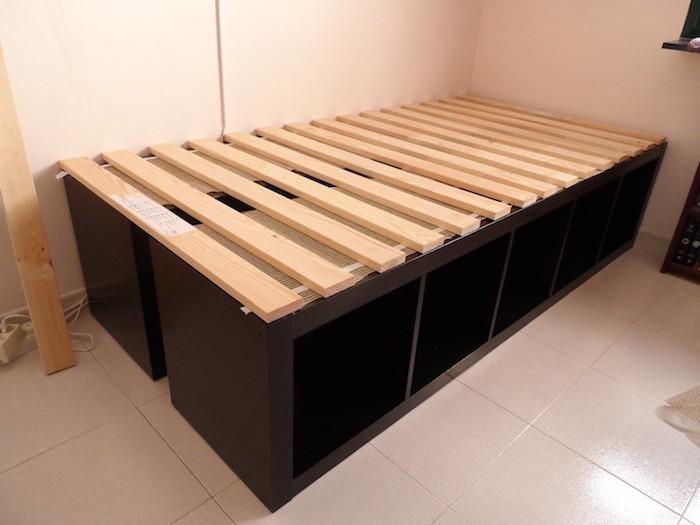 Meuble tv kallax - Ikea rangement etagere ...