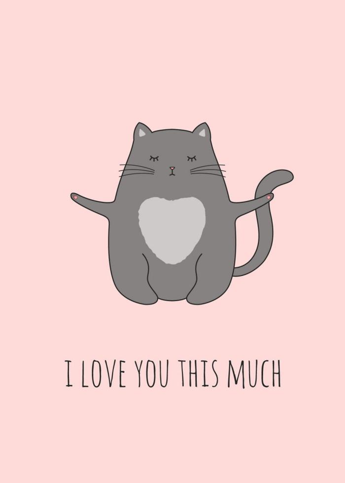 magnifiques-cartes-st-valentin-originale-chaton-mignon