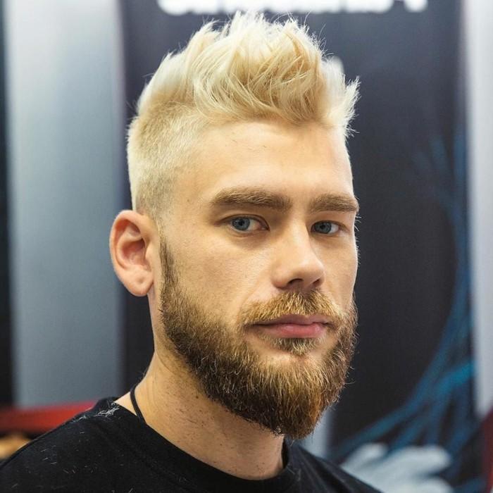 meche-blonde-homme-meches-blondes-et-marron