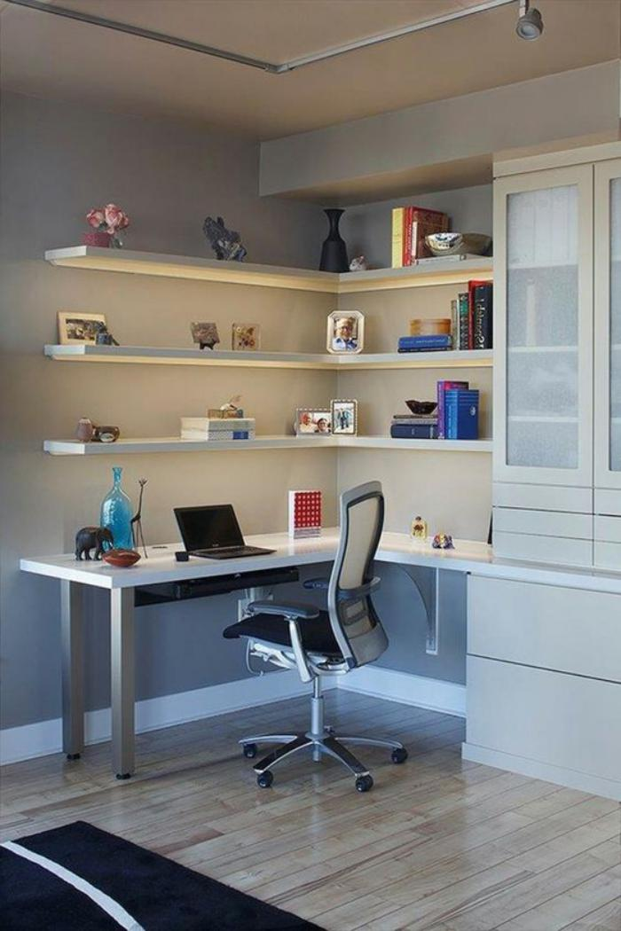 choisissez un meuble bureau design pour votre office la. Black Bedroom Furniture Sets. Home Design Ideas