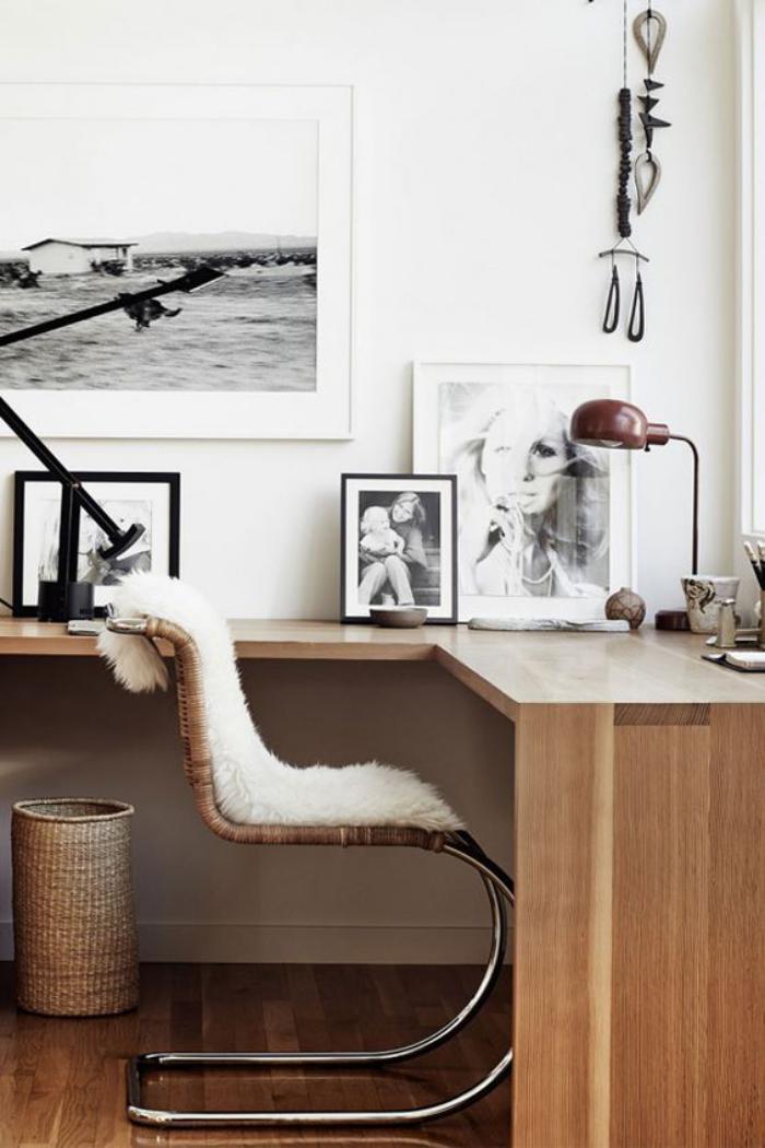 Choisissez un meuble bureau design pour votre office la for Meuble bureau contemporain