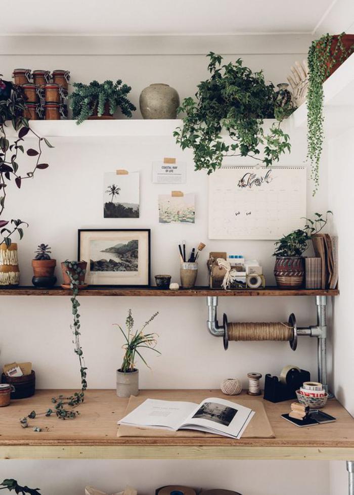 Choisissez un meuble bureau design pour votre office la for Creer un meuble bureau