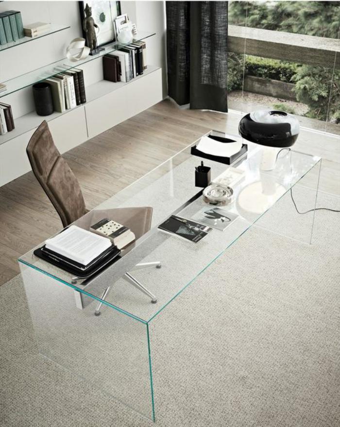 meuble-bureau-design-joli-bureau-transparent