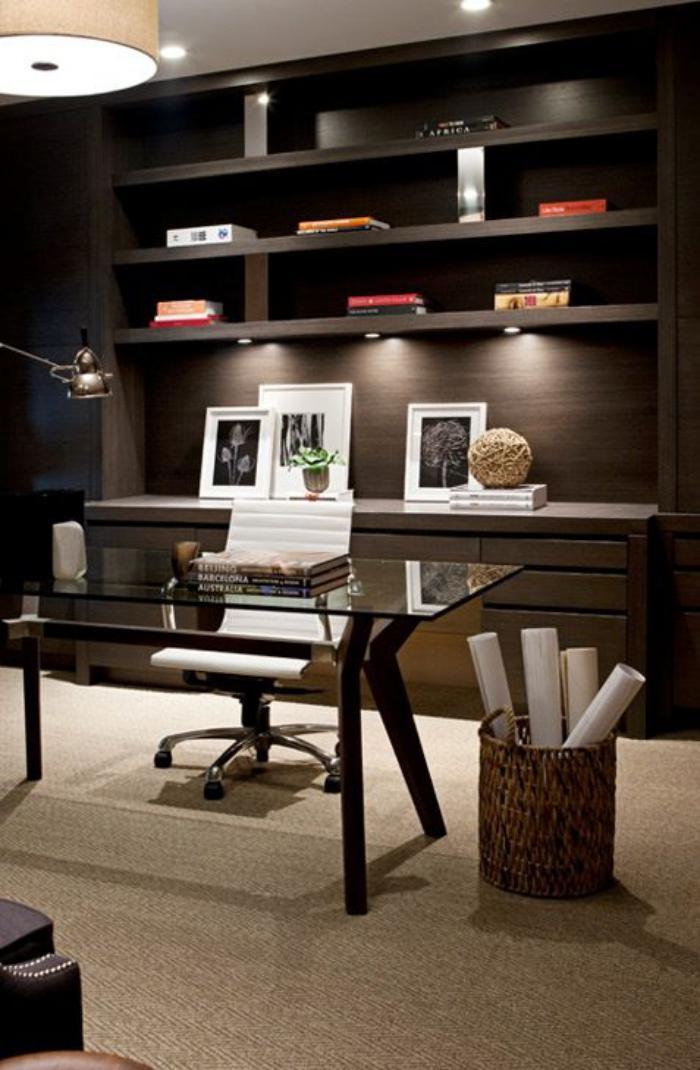 Choisissez un meuble bureau design pour votre office la maison