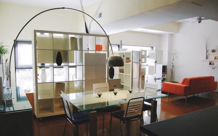 Meuble Separation Cuisine Salon Finest Charming Meuble Separation Cuisine Salon With Meuble