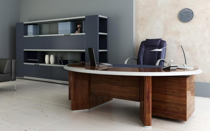 Le meuble informatique 80 id es magnifiques en photos for Meuble bureau office depot