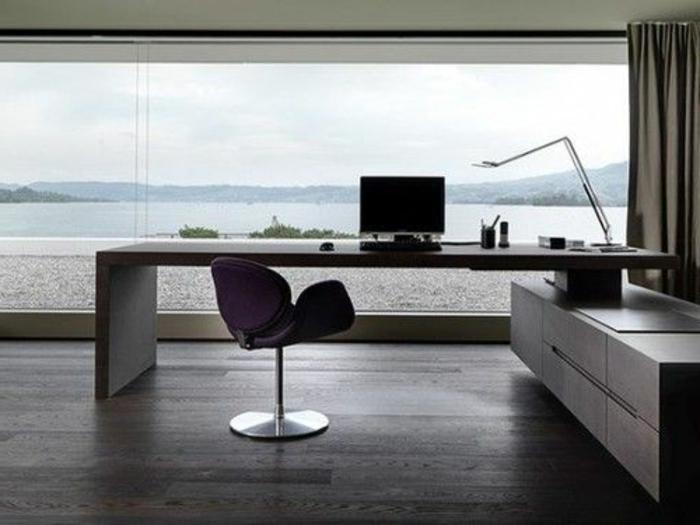 meuble-informatique-gris-mer-blanc-noir-meubles