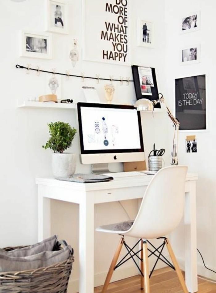 le meuble informatique 80 id es magnifiques en photos. Black Bedroom Furniture Sets. Home Design Ideas