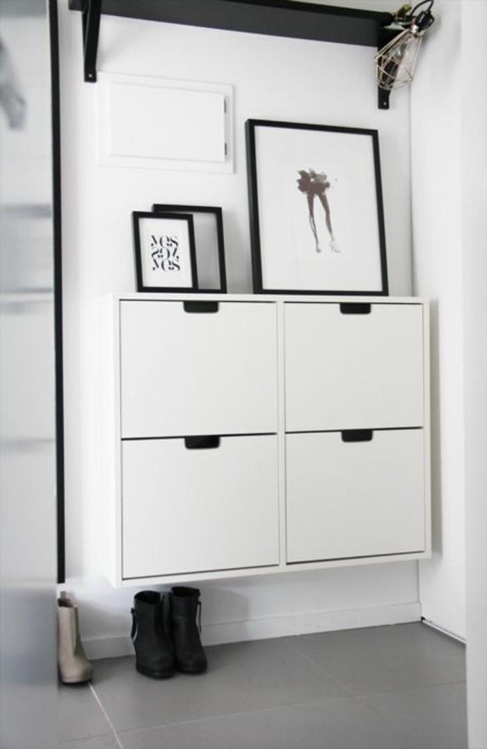 Comment sauver d 39 espace avec les meubles gain de place - Petite console meuble ...