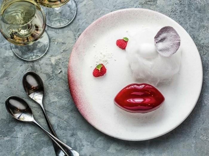 le dessert saint valentin 55 id es d licieuses pour votre soir e romantique. Black Bedroom Furniture Sets. Home Design Ideas