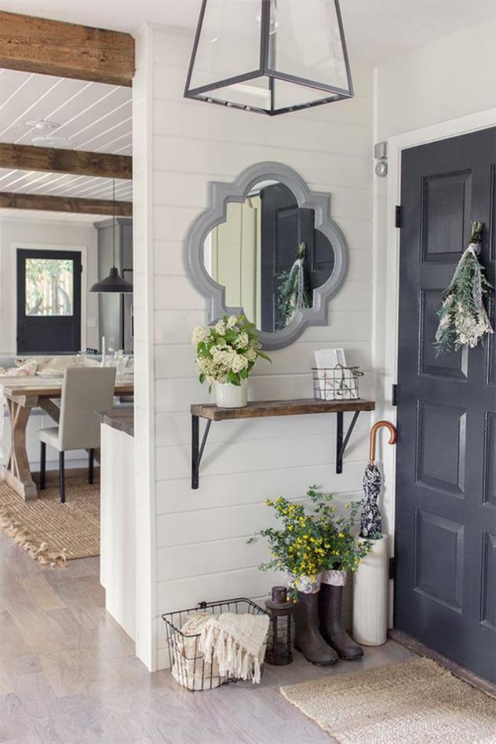 miroir-d-entree-etagere-murale-miroir-encadre