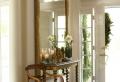 Quel miroir d' entrée choisir pour son intérieur – jolies idées en photos?
