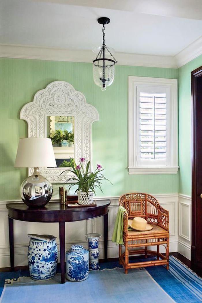 Quel miroir d\' entrée choisir pour son intérieur - jolies idées en ...