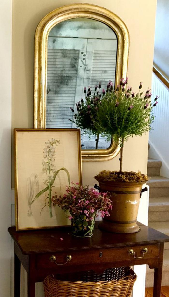 miroir-d-entree-deco-vintage-pour-le-hall-dentree