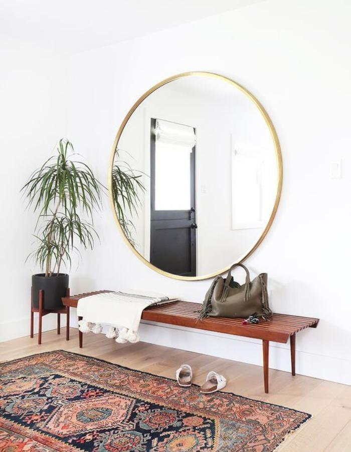 miroir-d-entree-entree-style-oriental