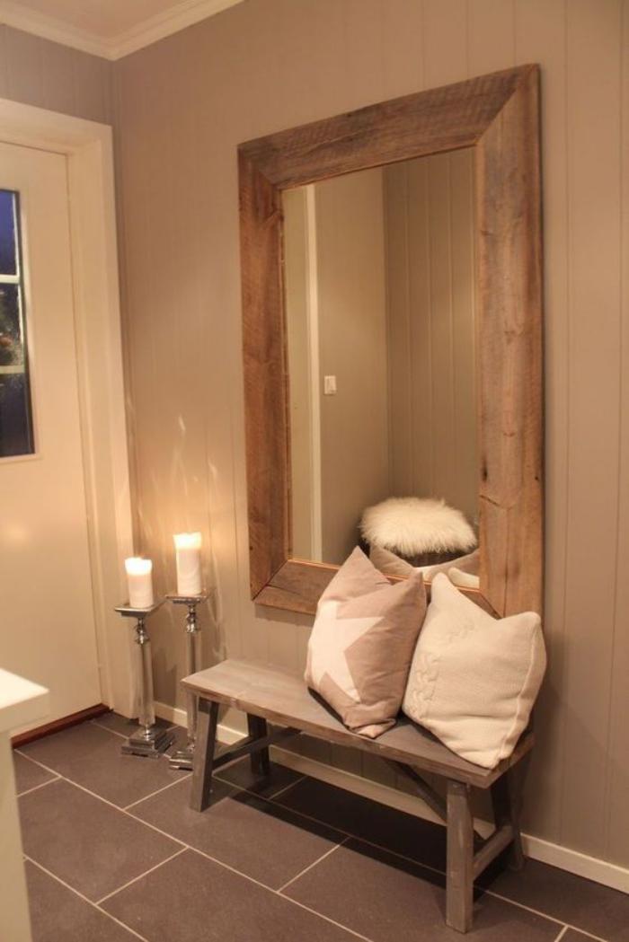 Foyer Area Xl : Quel miroir d entrée choisir pour son intérieur jolies