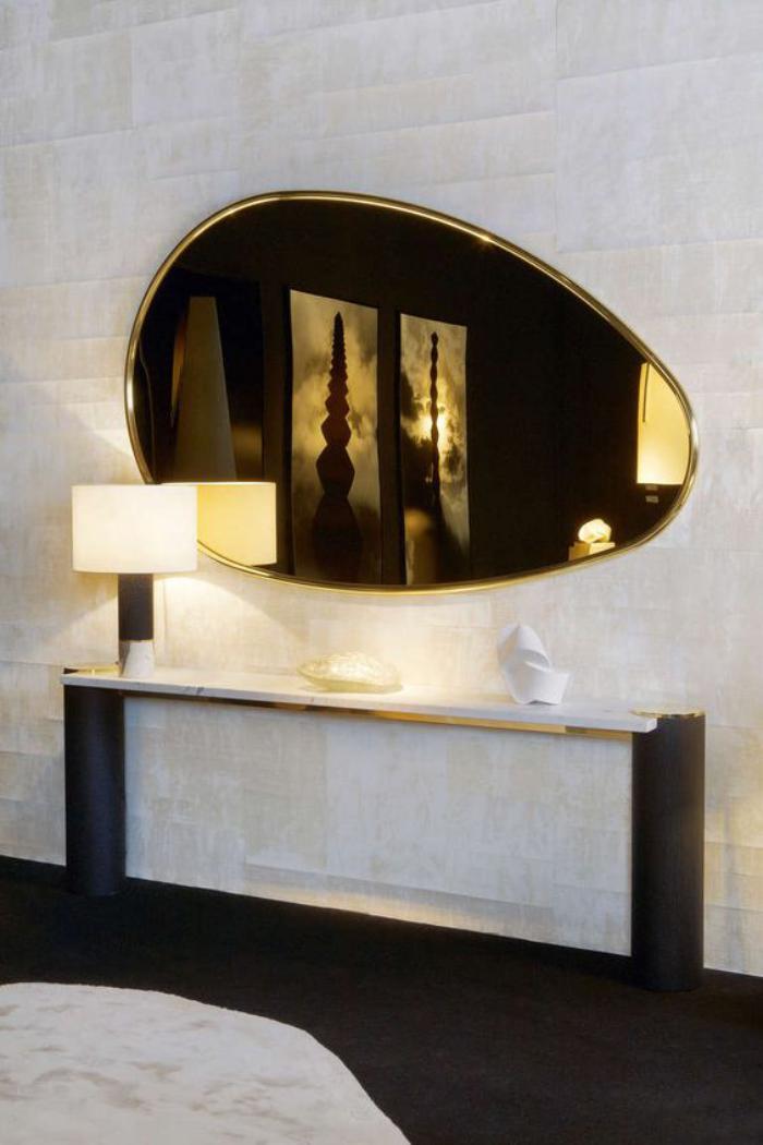 Quel miroir d 39 entr e choisir pour son int rieur jolies id es en photos - Miroir mural original ...